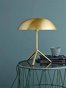Www Bloomingville Com : bloomingville tripod table lamp brushed gold brass ~ Sanjose-hotels-ca.com Haus und Dekorationen