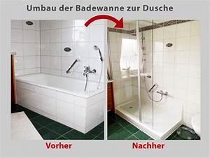 Wanne Zur Dusche : barrierefreie dusche umbau wanne zur dusche in 8 stunden ~ Watch28wear.com Haus und Dekorationen