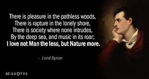TOP 25 QUOTES B... Lord Byron Sleep Quotes