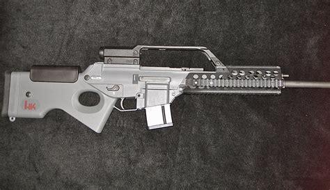 hk sl rifle    sale