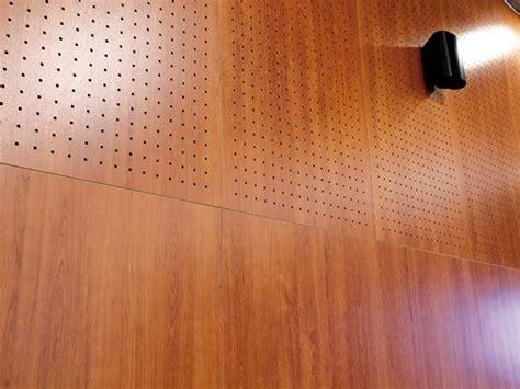 Pannelli Di Rivestimento In Legno by Rivestimento Fonoassorbente In Legno Wood Shade Acoustic