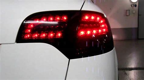 a4 avant b7 dectane led headlights
