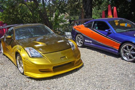 Fast And Furious 350z And Silvia S15 Type R