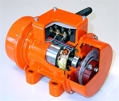 Electric Motor Vibration by Electric Motors Tky Trading
