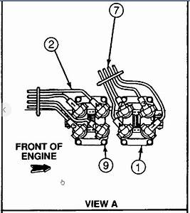 Spark Plug Wires Diagram  Need Diagram Of Wires And The
