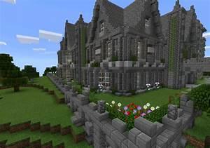 Victorian Manor [Creation] | Minecraft PE Maps