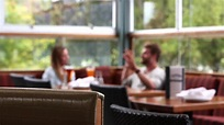 Restaurant Conversation - Free HD Stock Footage (No ...