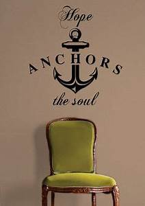 Anchor Quote on Pinterest Hope Anchor, Hebrews 6 19 and