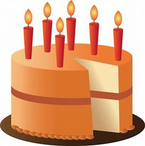 Birthday cake slice clip art Photo and Vector   Birthday ...