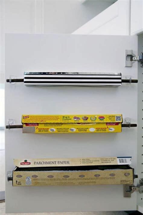 Kitchen Organization Apartment Therapy by Kitchen Organization Ideas Command Strips Hooks