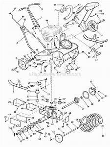 Lawn Boy 1818 Parts List And Diagram