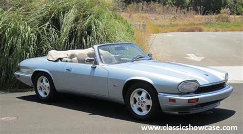 1995 Jaguar XJS 2+2 CONV. by Classic Showcase