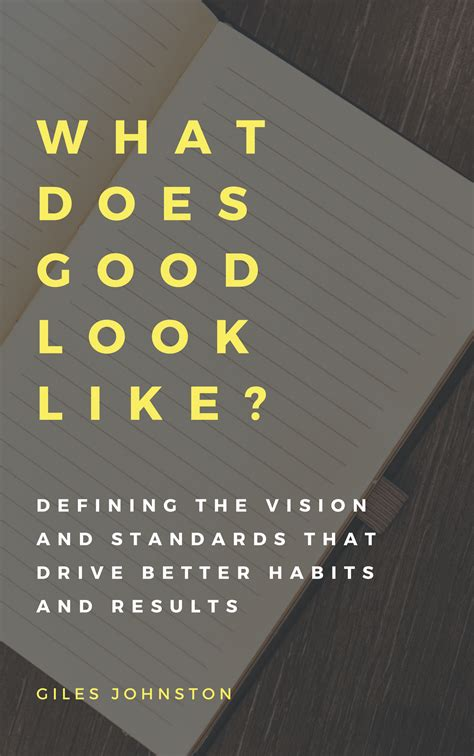 What Does Good Look Like (For Your Business)?