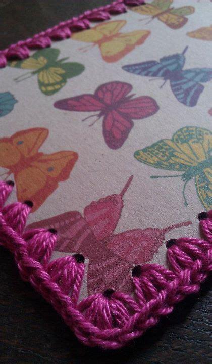 kaartjes omhaken crochet border card etsy craft party inspiration craftparty etsy haken