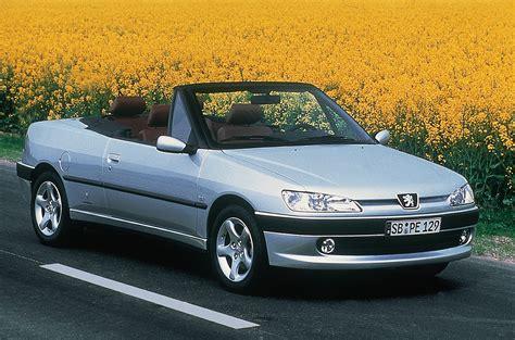 peugeot cabriolet peugeot 306 cabriolet specs 1997 1998 1999 2000 2001