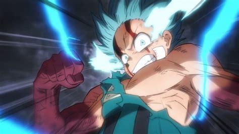 My Hero Academia Izukus New Unlocked Rage Mode Is Too