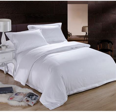 buy pure white hotel home textile