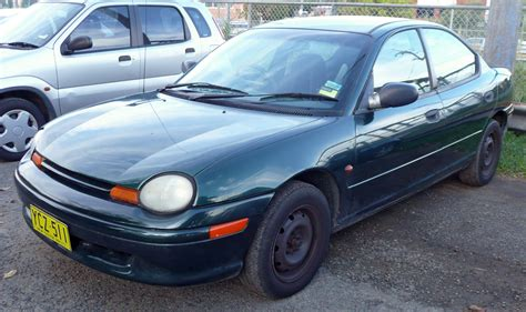 Chrysler Neon by Chrysler Neon Pictures Information And Specs Auto