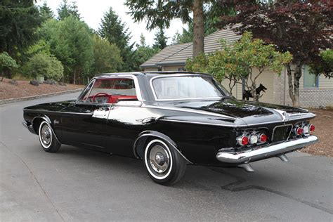 1962 PLYMOUTH FURY 413 MAX WEDGE - 188764