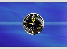 Ferrari CPU Meter Windows 10 Gadget Win10Gadgets