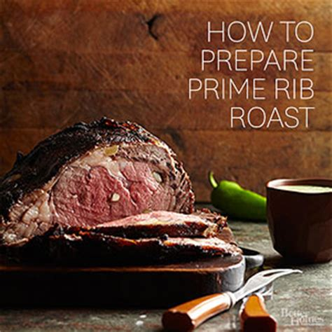 how to cook a prime rib how to prepare prime rib roast