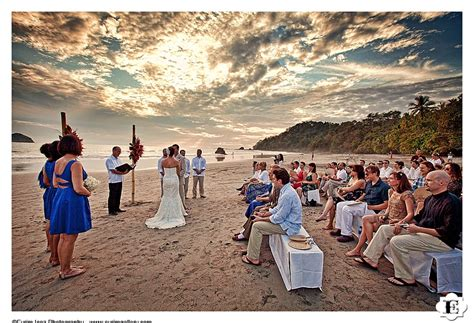 Manuel Antonio National Park Costa Rica Wedding