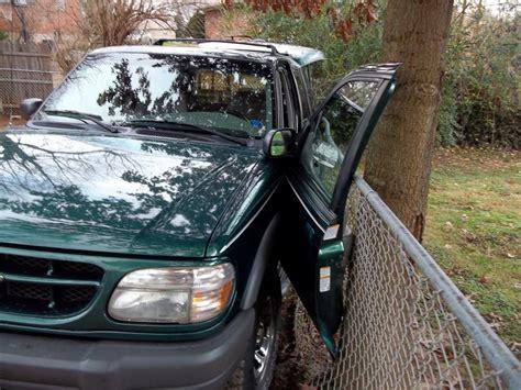 ford explorer transmission slipped   park