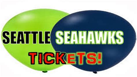 ticket raven bloggers mnf seavsno seattle seahawks