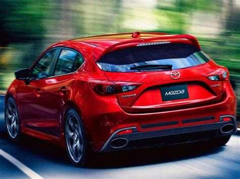 2018 Mazda 3 Mps Rumor, Price And Release Date  2018 Car
