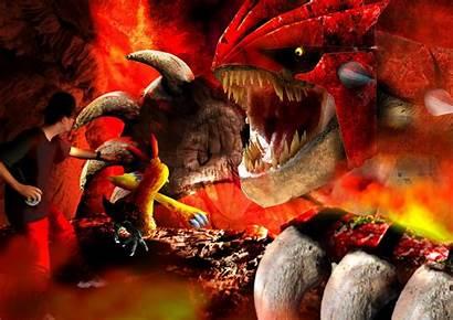 Pokemon Groudon Kyogre Legendary Combusken Scary Looks