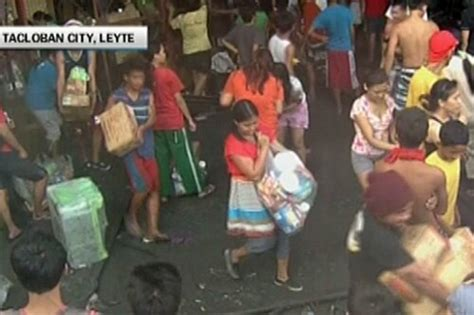Businessmen fear organized looting in Tacloban | ABS-CBN News