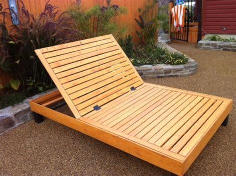 builders showcase chesapeake double lounger  design