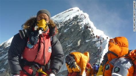Scientists Discover Why Sherpas Are Superhuman Climbers