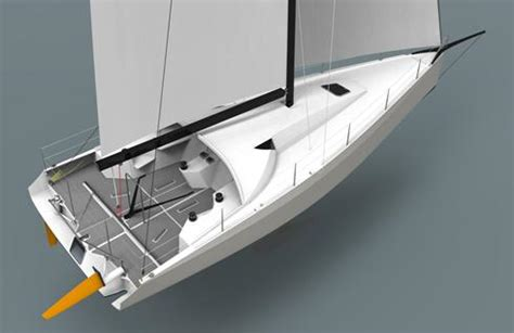Unturned Fast Boat by New Class 40 For 2015 From Owen Clarke Design Owen