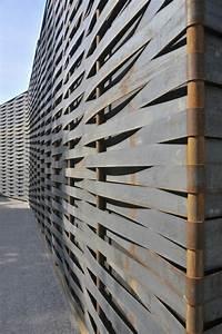 Metallzaun Selber Bauen : die besten 25 z une metall ideen auf pinterest sichtschutz metall metallzaun sichtschutz und ~ Whattoseeinmadrid.com Haus und Dekorationen