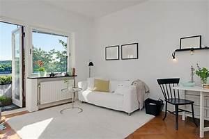 Schweden Style Einrichtung : charmante einzimmerwohnung in schweden mit vorteilen aus ~ Lizthompson.info Haus und Dekorationen