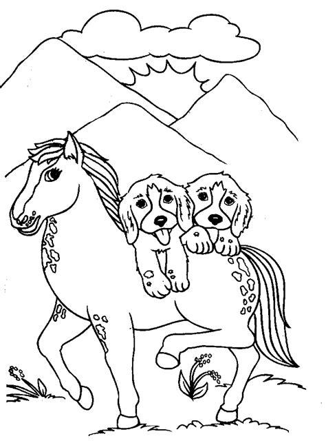 faithful animal dog  dog coloring pages  printables