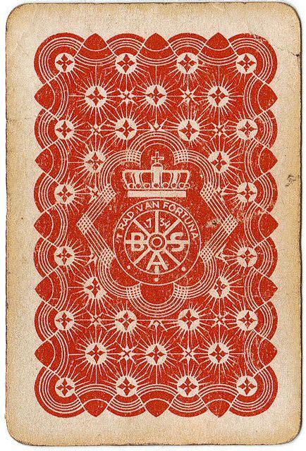 bas   diy tarot cards vintage playing cards cool