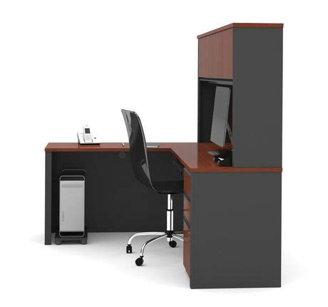 l shaped desk walmart canada prestige l shaped workstation walmart canada