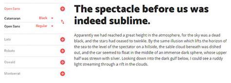 Catamaran Font by 10 лучших шрифтов Google Fonts для заголовков сайта