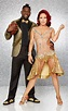 Antonio Brown and Sharna Burgess from Meet Dancing With ...