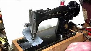Singer Model 15 91 Manual