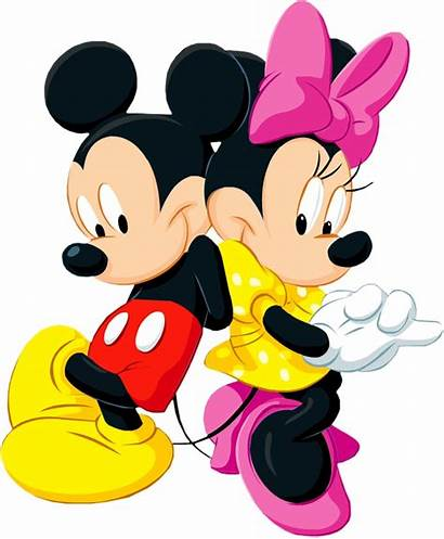 Minnie Mouse Clip Clipart Mickey Cliparts Friends
