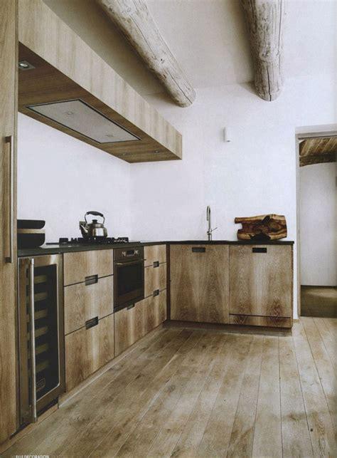 warm wooden kitchen designs  modern classic style