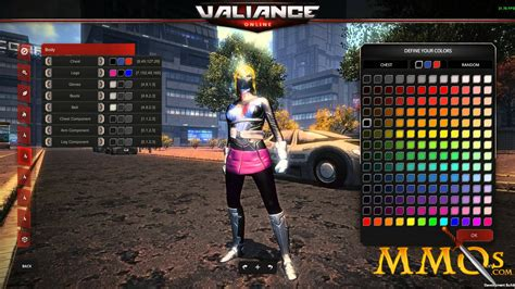 Valiance Online Game Review