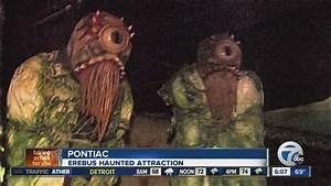 erebus haunted attraction YouTube