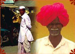 india maharashtra traditional costume
