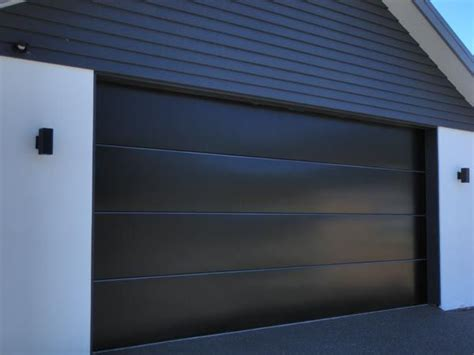 flat panel garage doors residential sectional garage doors  ashton architectural garage