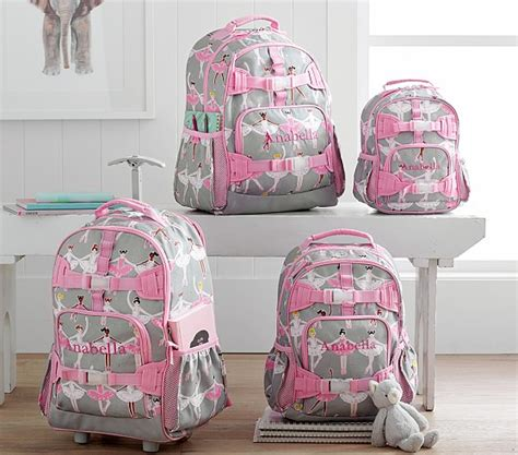 pottery barn backpacks mackenzie glitter ballerina backpacks pottery barn