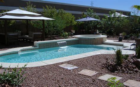 landscaping pools landscape design around pool